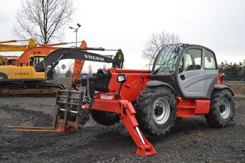 MANITOU MT1840 PRIVILEGE TURBO