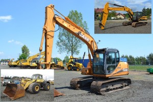 SALE OF CONSTRUCTION EQUIPMENT JULY-AUGUST 2019