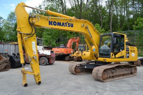 Komatsu PC210LC-11