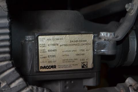 DAF XF  105 460 FT